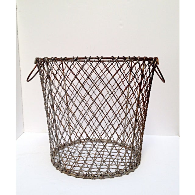 1940 New England Clamming Basket - Image 2 of 8