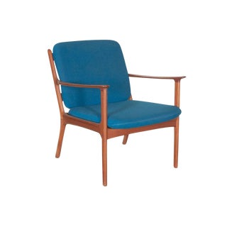 Danish Armchair by Ole Wancher
