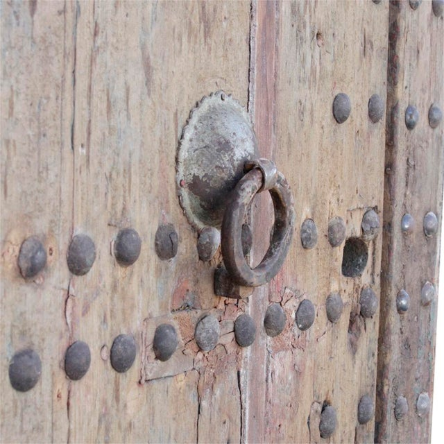 Antique Moroccan Fortress Door - Image 7 of 7