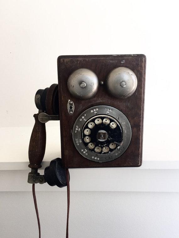 Vintage Western Electric Phone 28