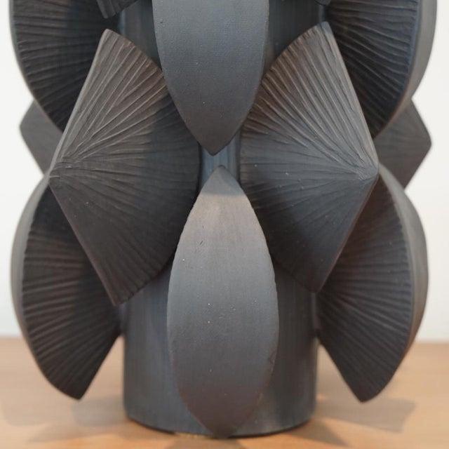 Image of Black TOTEM Large