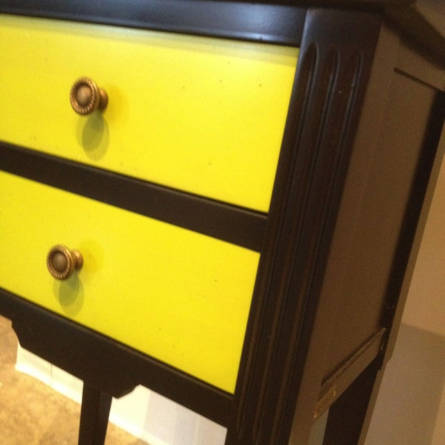 Image of Grange Ermitage Two Drawer Tidy in Two Finishes