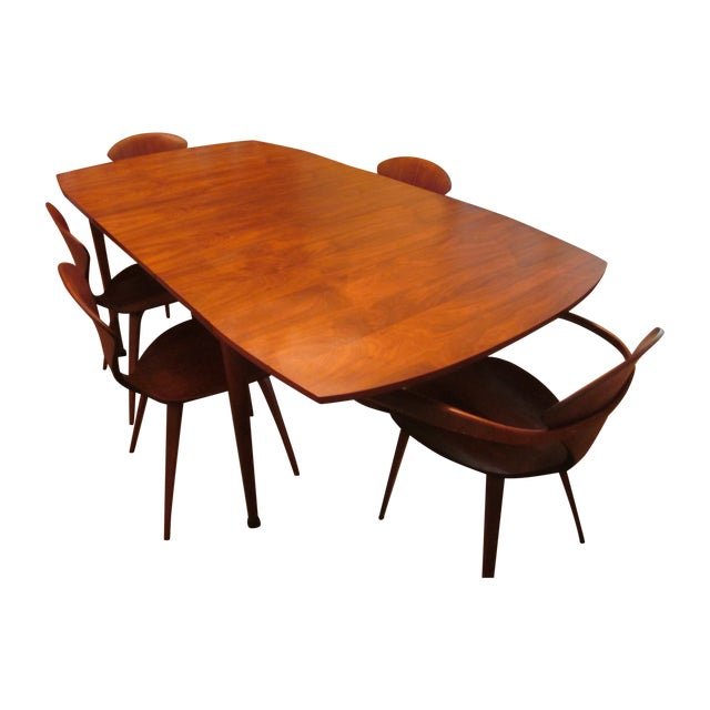 Mid-Century Drexel Dining Table - Image 1 of 4
