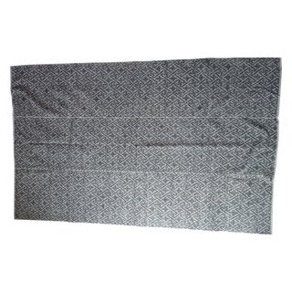 Silver Embroidered Tribal Dowry Blanket