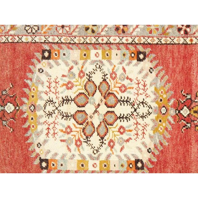 "Image of Vintage Turkish Anatolian Wool Runner- 2'9"" x 5'6"""