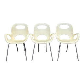 Karim Rashid Oh Chairs - Set of 3