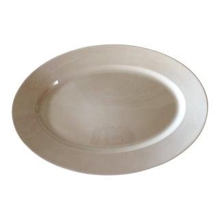Restaurant Ware Beige Platter