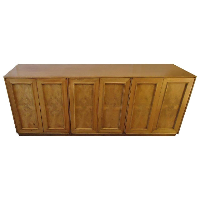 Image of Milo Baughman for Directional Mid-Century Credenza