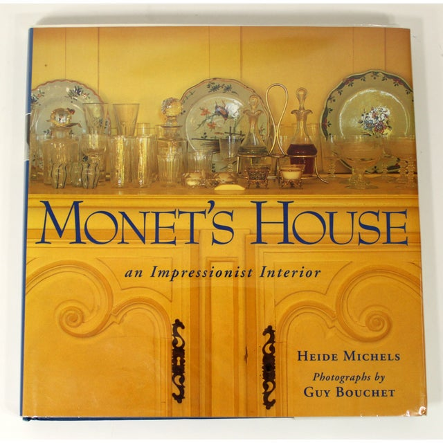 """Monet's House"" First Edition Book - Image 2 of 8"