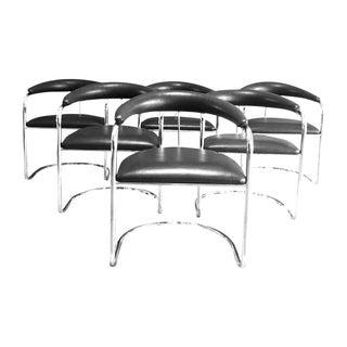 Mid-Century Anton Lorentz Chairs - Set of 6
