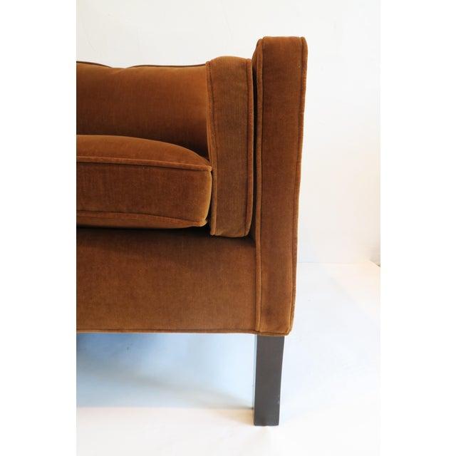 Custom Modern Thin Arm Sofa - Image 6 of 8