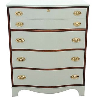 Bassett Federal-Style Chest of Drawers