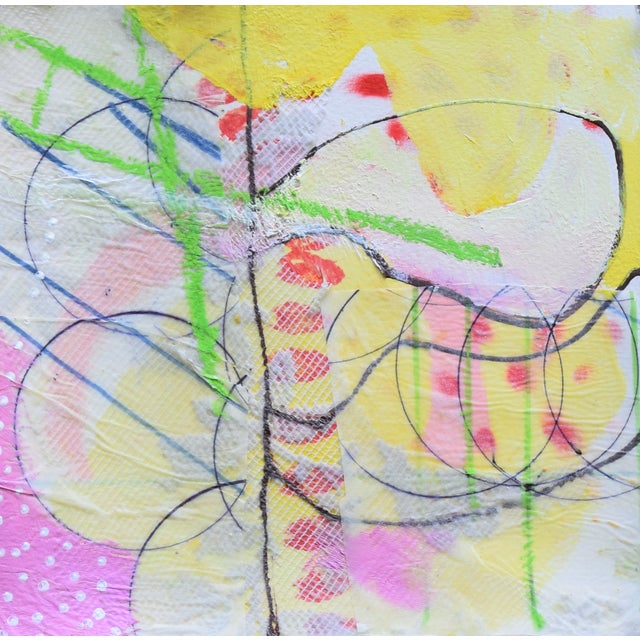 Christine Bush Roman Painting - Divided - Image 1 of 3