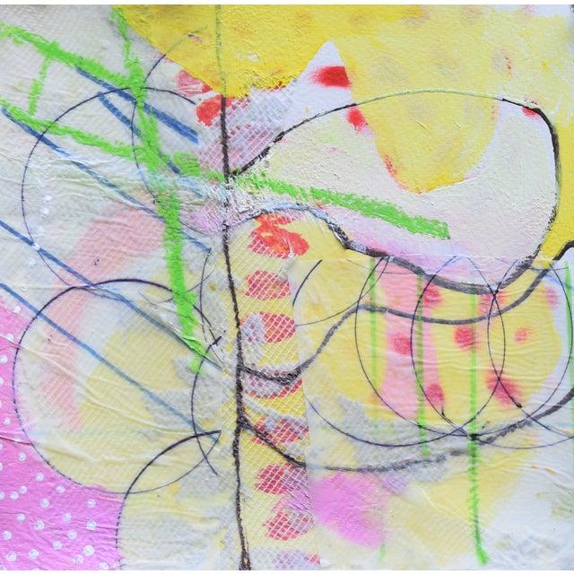 Image of Christine Bush Roman Painting - Divided