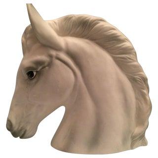 Ceramic Horse Vase