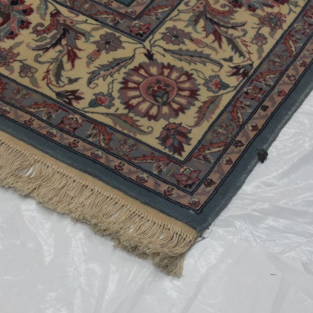 Image of Blue Sino Persian Carpet - 8' X 10'