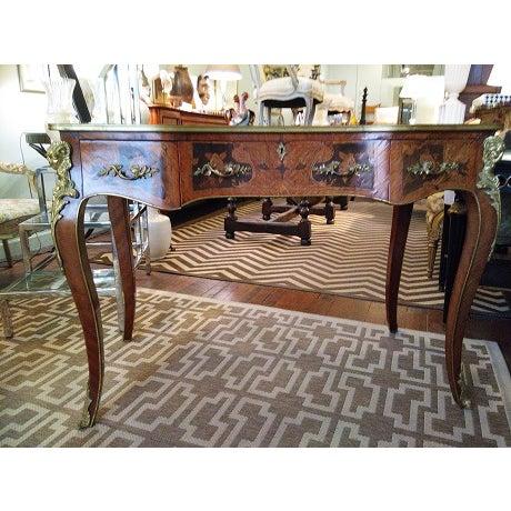 Napoleon III Style Writing Table - Image 3 of 8