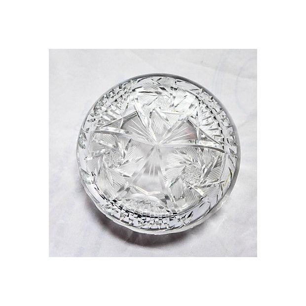Image of Cut Crystal Ashtray