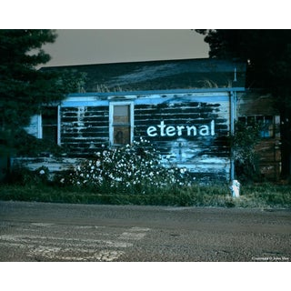 Eternal - Night Photograph by John Vias