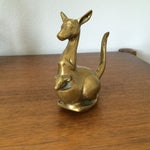 Image of Brass Menagerie of Animals - Set of 3
