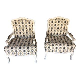 Bastille Love Chairs by Zentique - A Pair