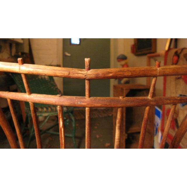 Antique Signed Samuel Gragg Windsor Chair - Image 6 of 11