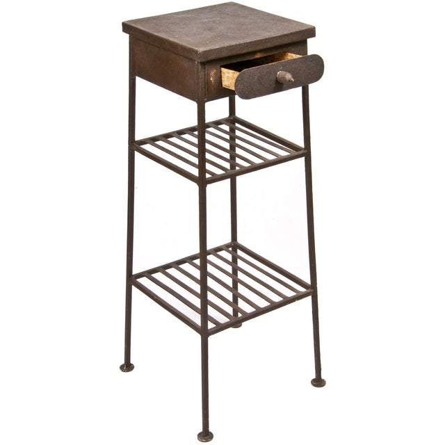 Image of Rustic Side Table