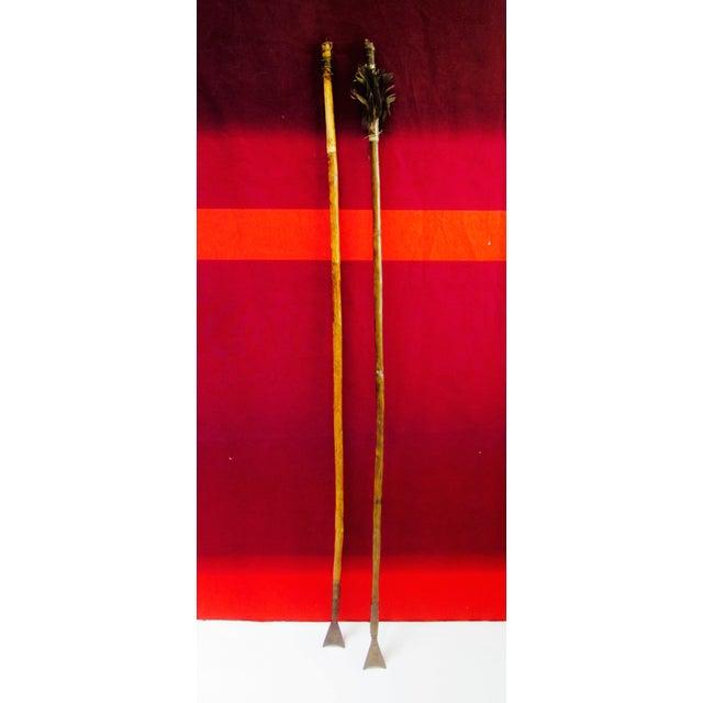 Vintage Wooden Arrows Wall Art Decor - Image 4 of 9