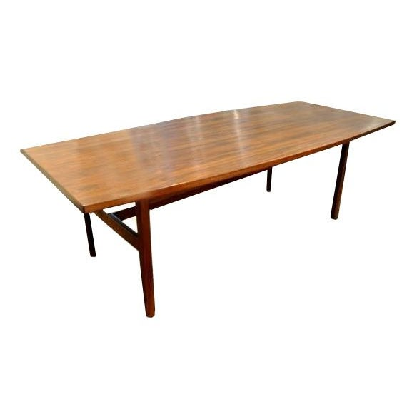 home tables dining tables jens risom danish modern dining table