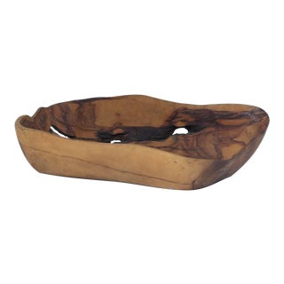 Tony Bain Wooden Bowl