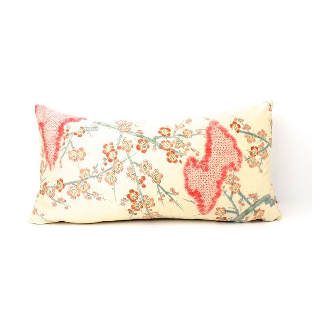 Cherry Blossom Kimono Pillow - Image 2 of 3