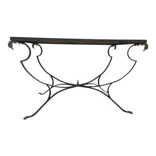 French Style Garden Table