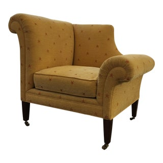 Michael S. Smith Inc. Goldenrod Side Chair