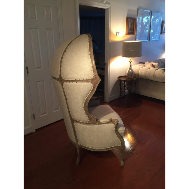 Restoration Hardware Versailles Dome Chair - Image 4 of 10