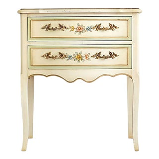 French Provincial Nightstand by Drexel