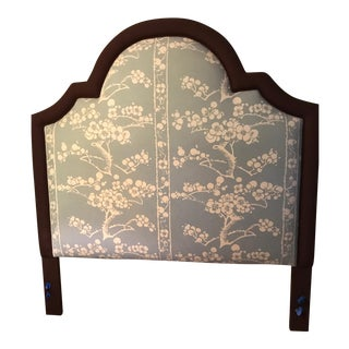 Custom Upholstered Queen Size Headboard