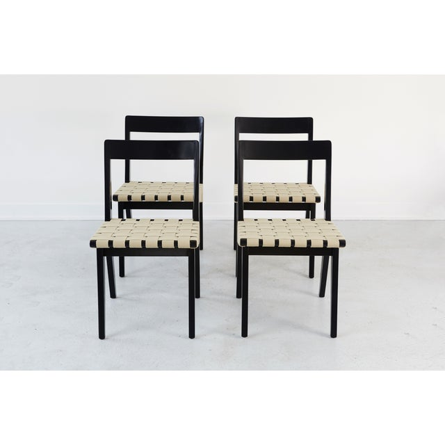Image of Jens Risom for Knoll Dining Chairs - 4