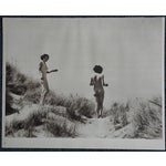 Image of 1935 Vintage Art Deco Nude Photogravure