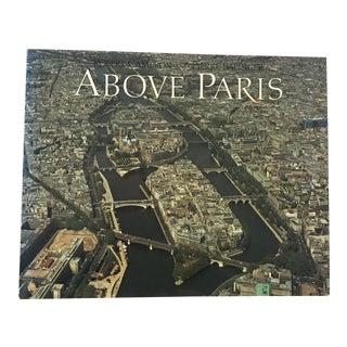 'Above Paris' Hardcover Book