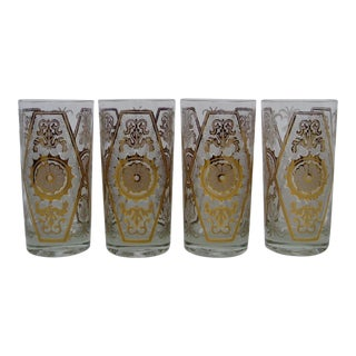 Vintage American Highballs - Set of 4
