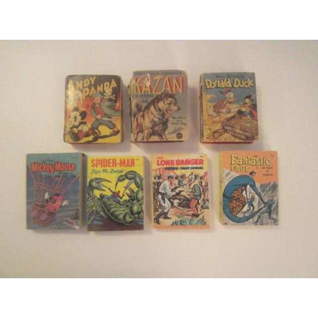 Vintage Little Big Books - Set of 5 - Image 2 of 9
