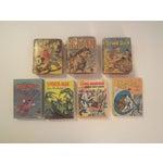 Image of Vintage Little Big Books - Set of 5
