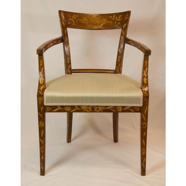 1920's French Armchair With Inlay - Image 2 of 7