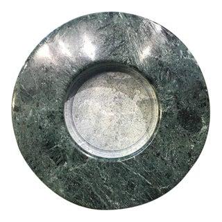 Italian Green Marble Bowl