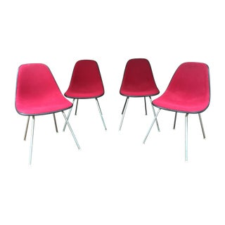 Herman Miller Eames Dax Chairs - Set of 4