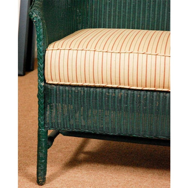 Suite of Wicker Seating - 3 Pieces - Image 8 of 9