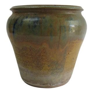Mid-Century Modern Studio Pottery Planter