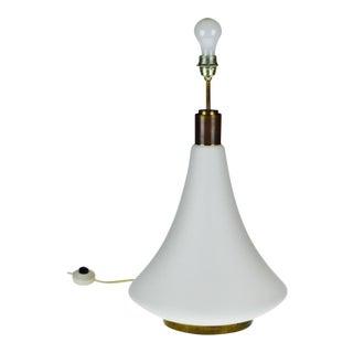 Vintage Space Age Carlo Nason Style Lamp Base