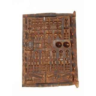 African Dogon Granary Door