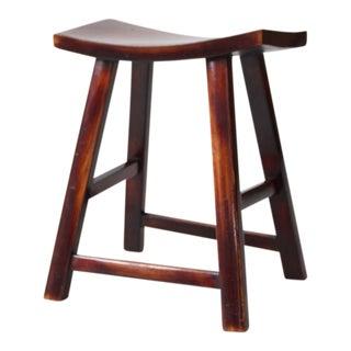 Vintage Chinese stool